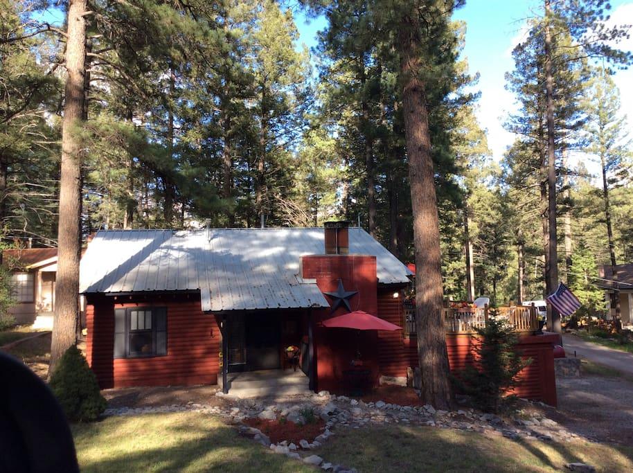 cloudcroft d s cabins apachevillagecabins avc office
