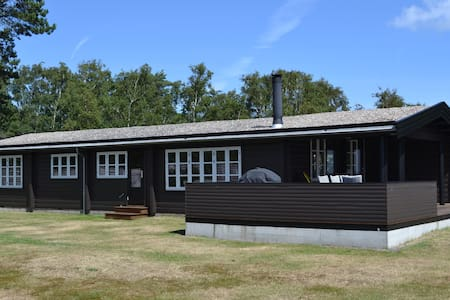Perfect Holiday - 50 m from the sea - Sjællands Odde - 独立屋