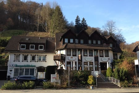 Lovely Twin *Wifi* Apt for 7 pers, South-Harz! - Zorge