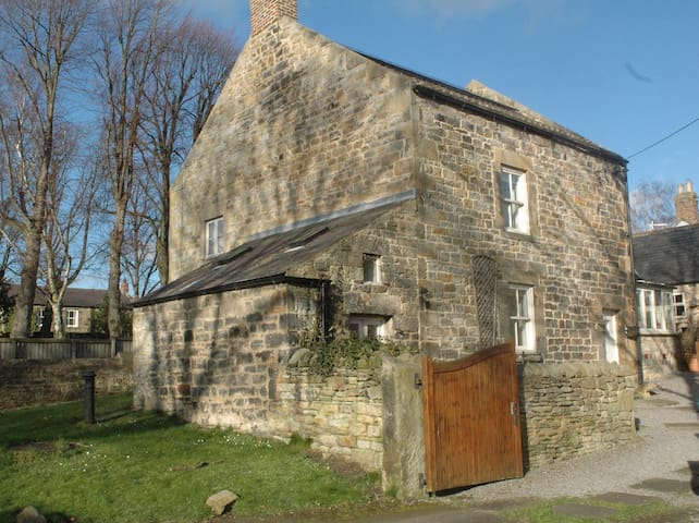 Hexham area - period Northumbrian cottage.