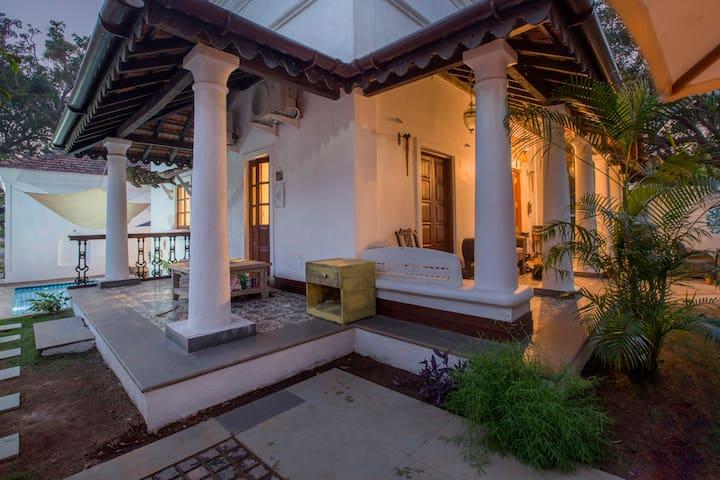 GVR 225 Saipem Luxury Private Pool Villa