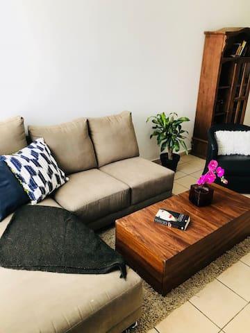 Confortable  Casa a 10 minutos de Expo Guadalajara