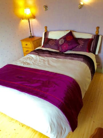 Clean, Cozy & Comfy Double Bed With Breakfast - Sligo