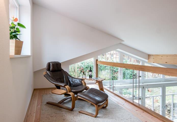 Neues Ferienhaus auf altem Bauernhof - Soltau - Haus