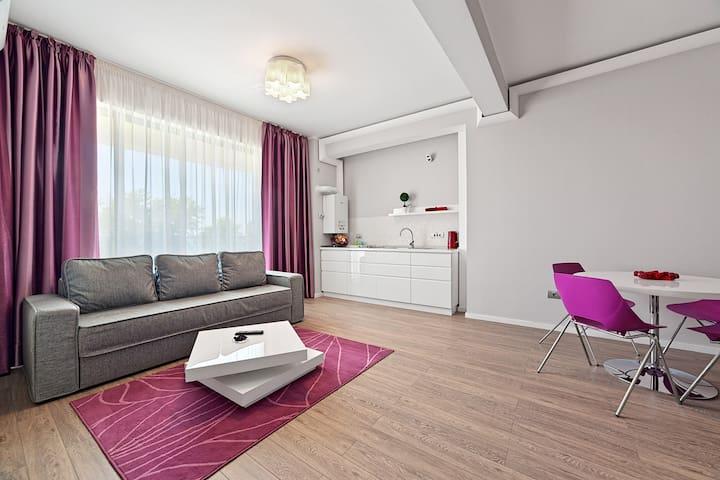 Tomis Garden Apartments