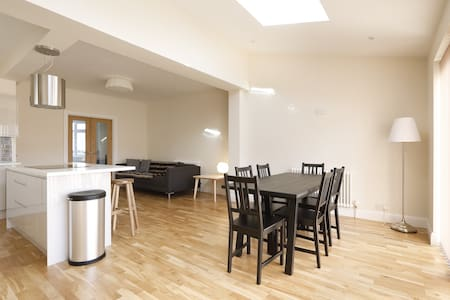 Stunningly modern home in Hove - Hove - Talo