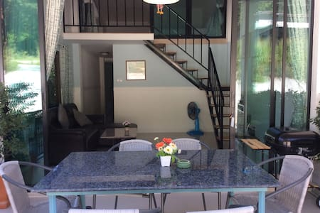 Blue Moon House 3 bedrooms Koh Samet. Sleeps 7