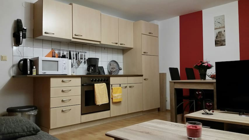 Gemütliche Wohnung, zentraler Lage - Morbach