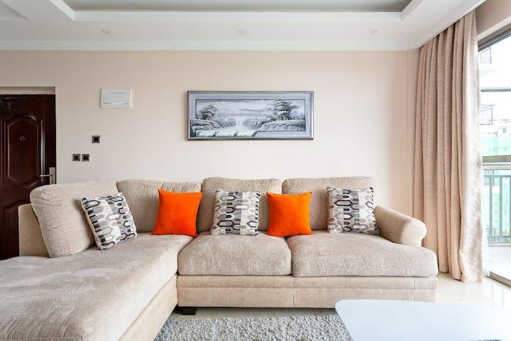 Serene luxury apartments 2