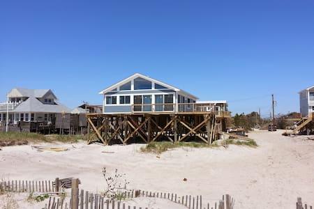 4 BR Right on The Beach - Bay Shore - Casa