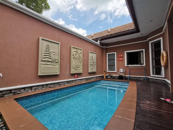 Port Dickson Grand Lexis Garden Private Pool Villa
