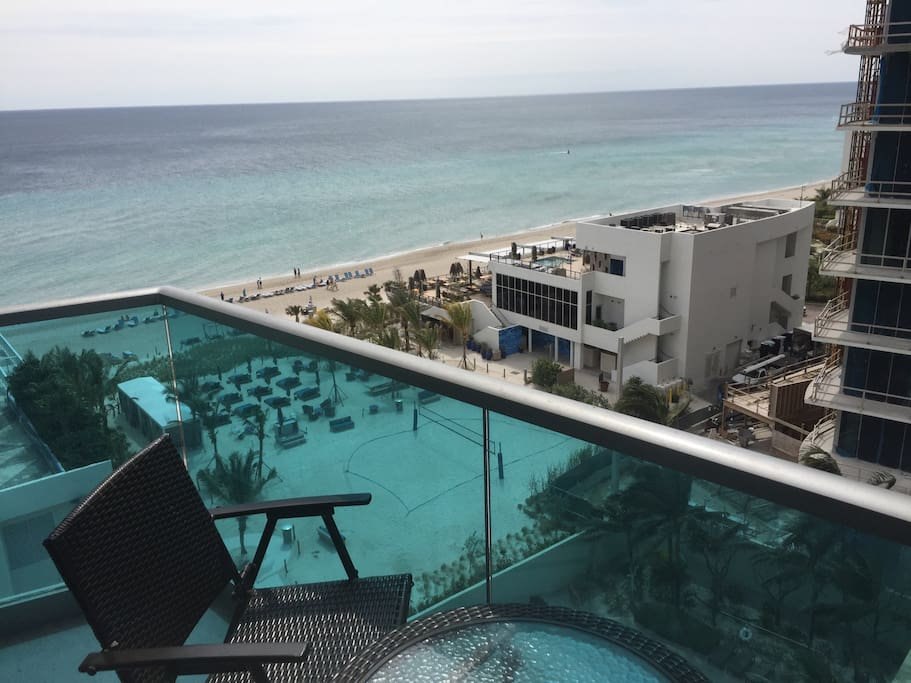 Ocean View 2 Bedroom Pool Gym Apartments For Rent In Hollywood Florida United States