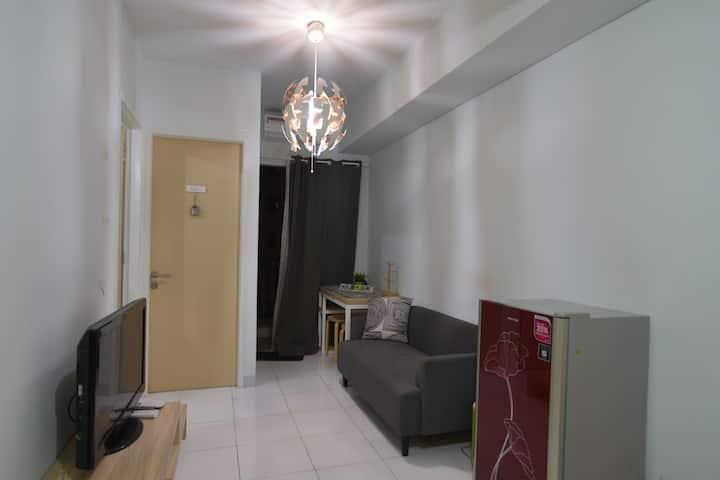 Apartment Kota Ayodhya Tangerang 2 Bed Room