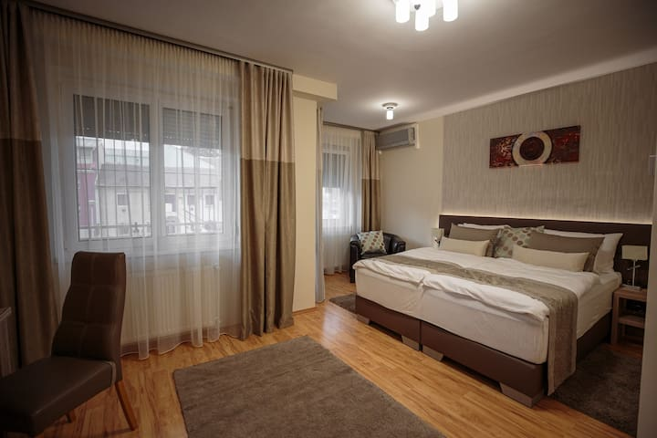 Mokka Apartment Deluxe in the City Center