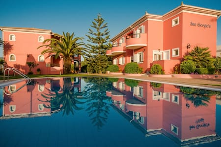 San Giorgios Maisonettes  for 6 people. - Laganas - Service appartement