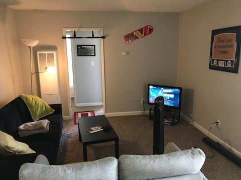 Quiet, Cozy San Diego Apartment