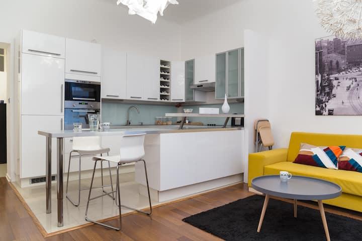 Simple Perfect Apartment