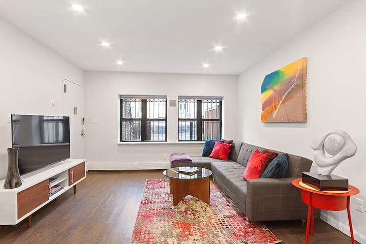 Park Slope, Beautiful New Apartment