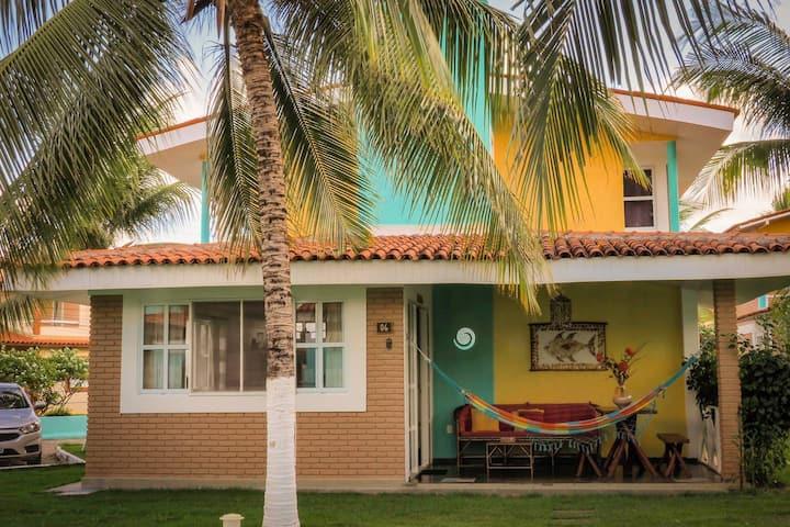 Casa de Praia à Beira-mar - Beach House by the Sea