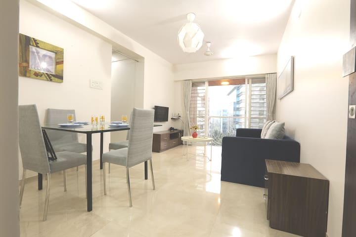 City Centre Two-Bedroom Apartment 3