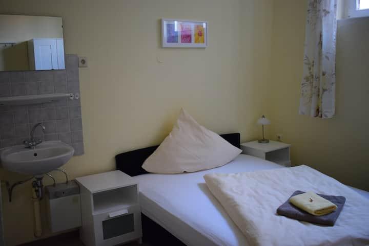 Einzelzimmer-Economy im Hotel Ratsstuben