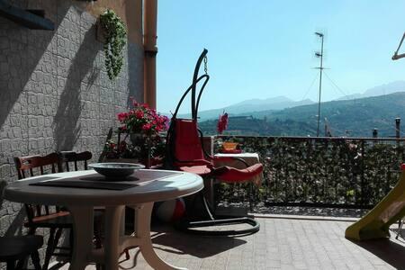 Panoramico attico Casa di Gloria - Campofelice di Roccella