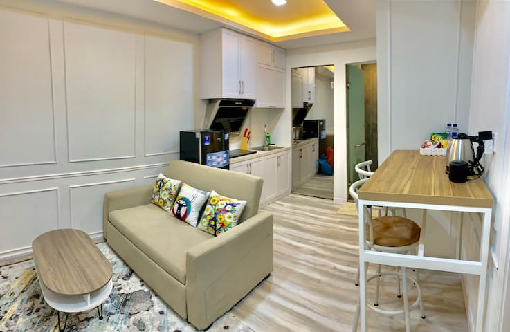 Batam Apartment Stay Near Nagoya Hill BCS mall A2