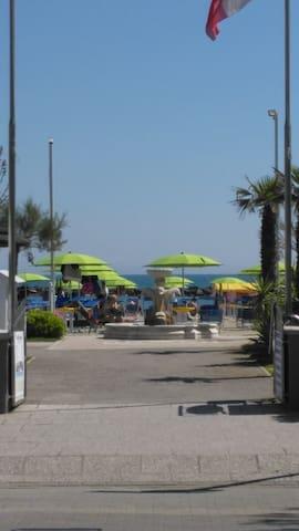 A 25 metri dal mare - San Mauro A Mare - Wohnung