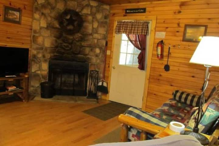 Cook Forest Cabin 6