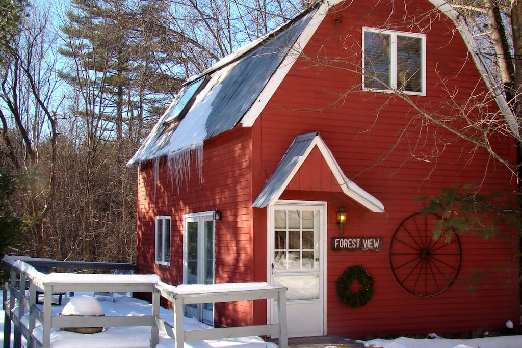 One of our 3 cottages available for short or long term rental
