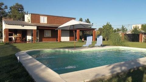 Casa-Quinta, lugar tranquilo y de relax