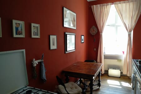 Cozy Prenzlauer Berg Room Close To City Center - Berlin - Apartament