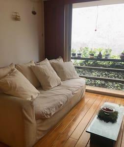 House omoshiroi uchi おもしろい家 - white room 白い部屋 - Ciudad de México - Ev
