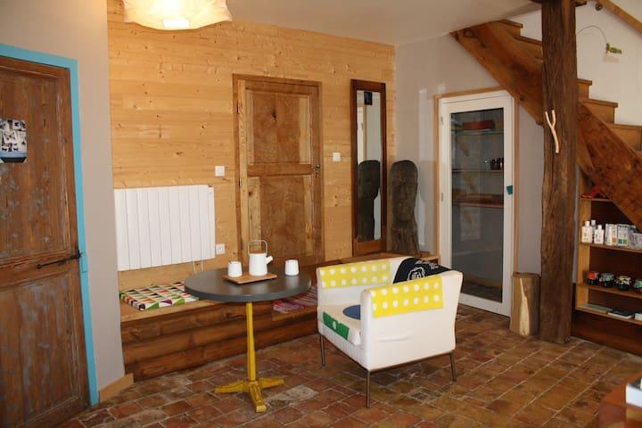 Jolie maison à la campagne - Dignac - Casa