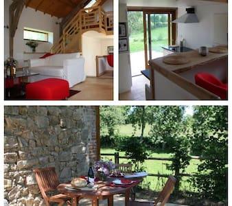 Gîte La Petite Grange, séjour calme et nature