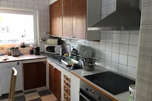 Lägenhet  med fem sängplatser på Älvsbacka.