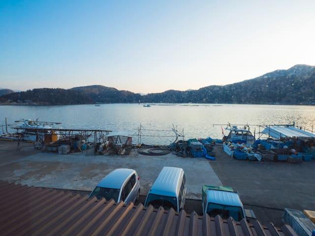 漁場の宿 はっとり