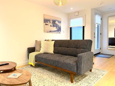 Suite privada hermosa y moderna