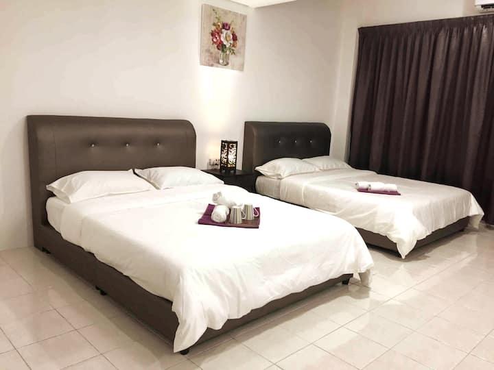 Pangkor Hotel Homestay 6ppl