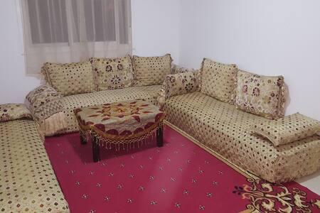 Appartement proche Casablanca et Plage Tamaris