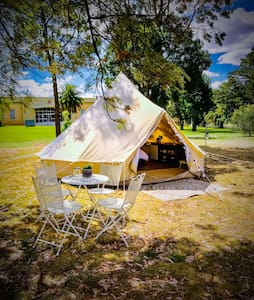 Seppelt Wines Luxe Glamping - Great Western - Tent