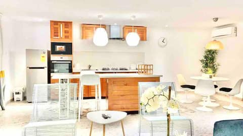 Urban AKOFENA Luxury 2Bedroom  Modern Kumasi