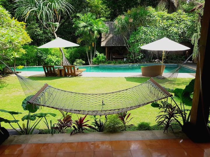 Luxury private villa next to Hyatt(Villa Mirsa)