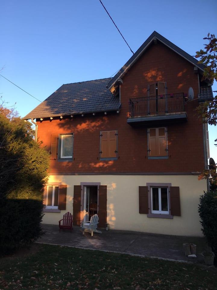 Nid d'Anges Trois-Epis/Turckheim