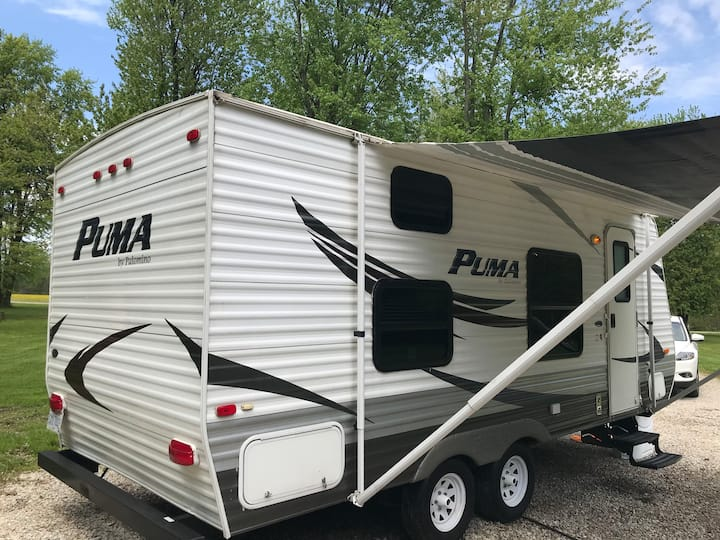 The Puma Palace! Perfect For Your Next Adventure.