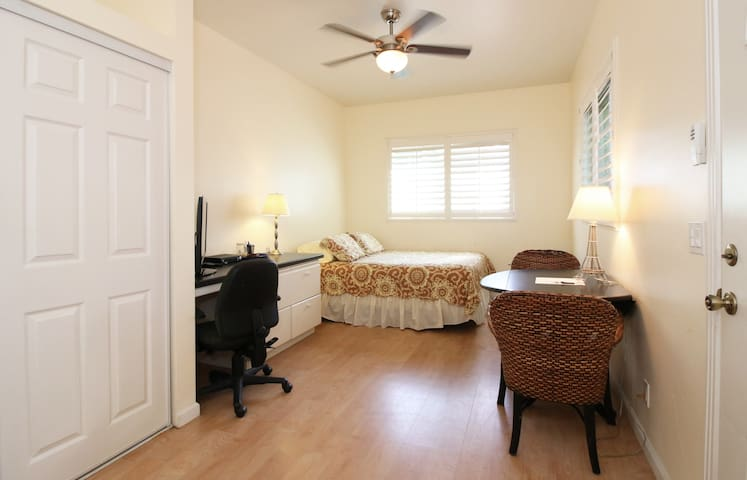 Cozy furnished studio near beach - San Diego - Lägenhet