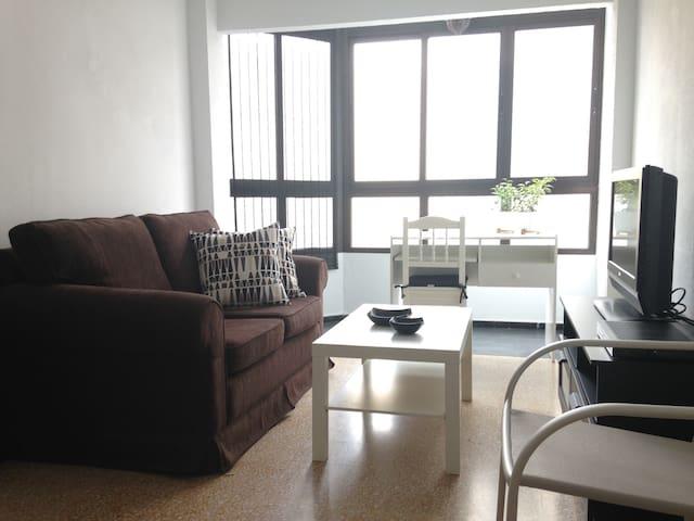 Casa + wifi + playa - Las Palmas de Gran Canaria - Hus