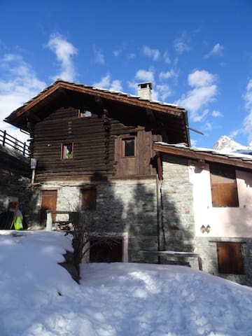 The Rascard - Champoluc - House