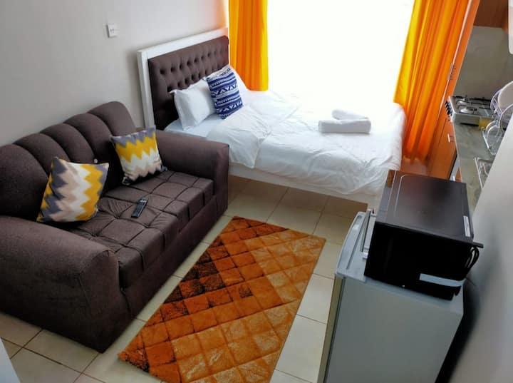 Tastefully done executive luxury apartments