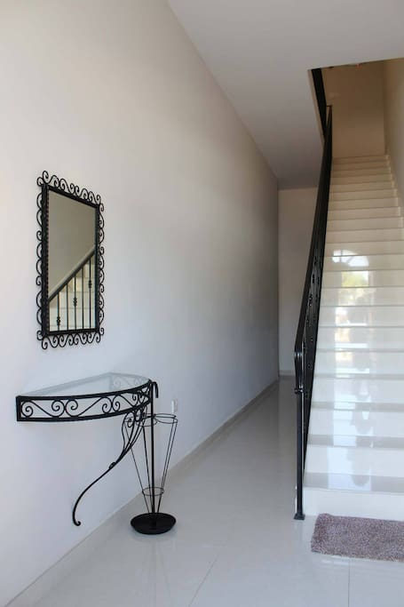 Common Area  & Stairs to apartment